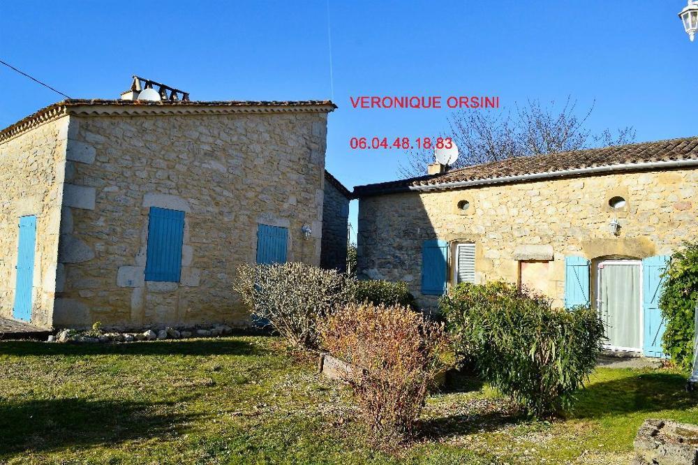 Pellegrue Gironde Haus Bild 3445273