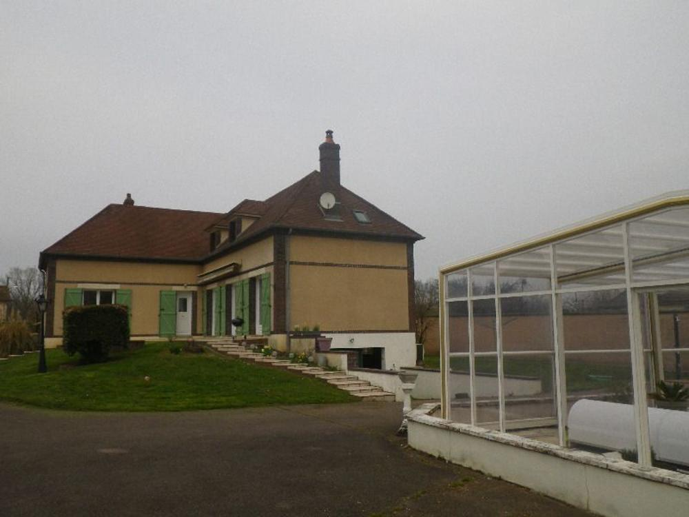 Ervy-le-Châtel Aube Haus Bild 3467874