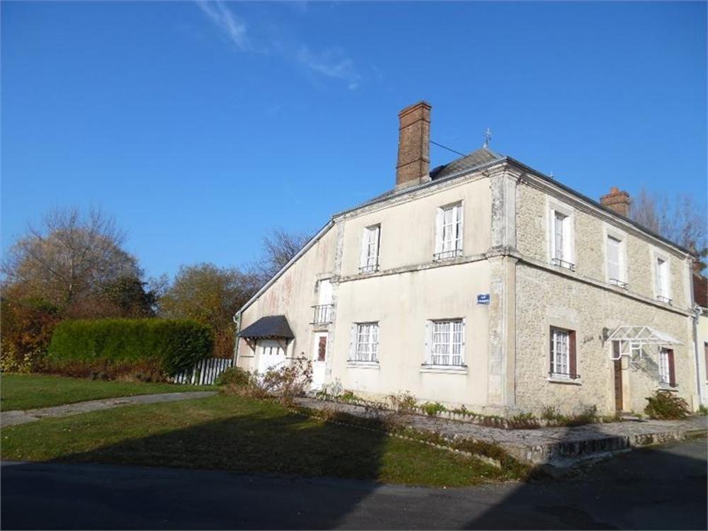 Bellême Orne dorpshuis foto 3513466