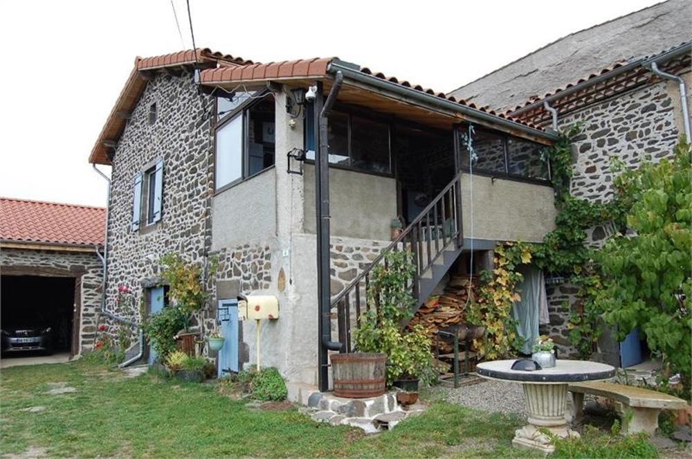 Massiac Cantal Haus Bild 3514269