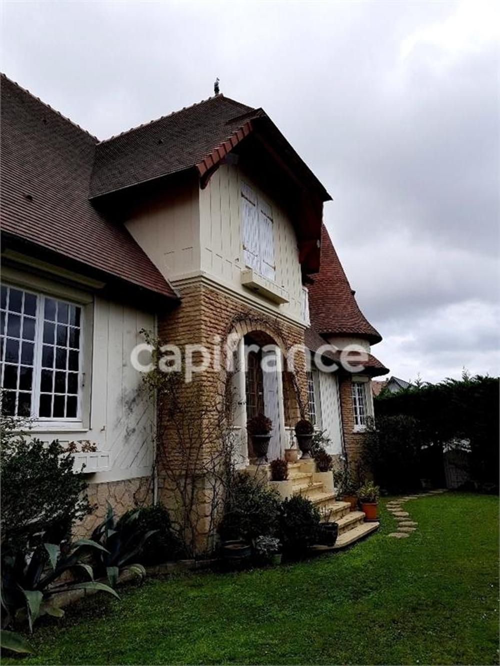 Deauville Calvados maison bourgeoise foto 3512964