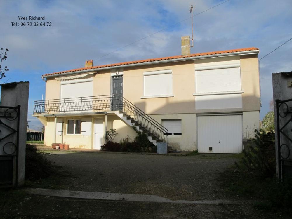 Vihiers Maine-et-Loire Haus Bild 3445627