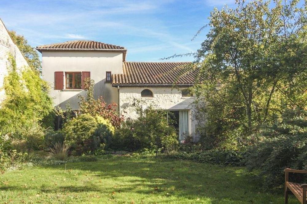 Segonzac Charente Haus Bild 3501960