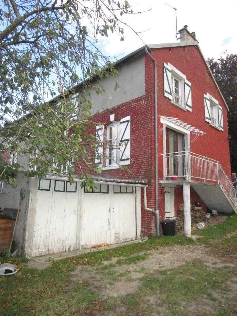 La Neuville-en-Hez Oise huis foto 3466083