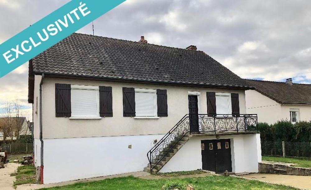 Cosne-Cours-sur-Loire Nièvre maison photo 3467168