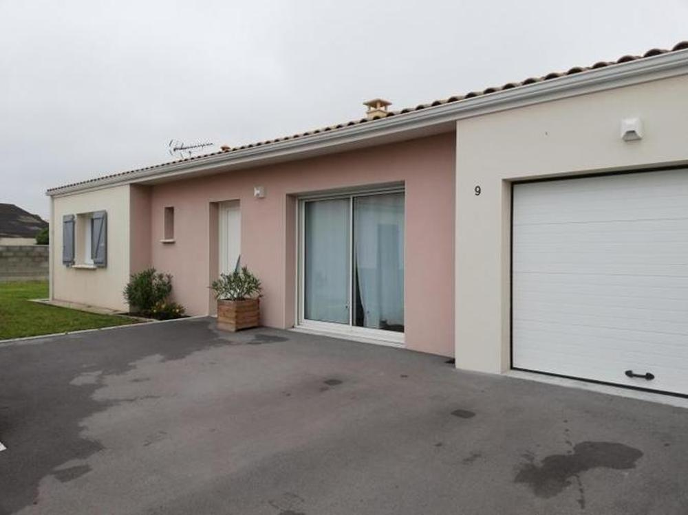Saint-Jean-de-Liversay Charente-Maritime Haus Bild 3449545