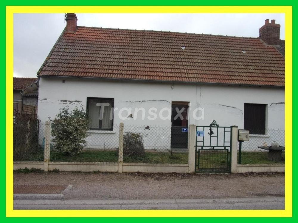 Cosne-d'Allier Allier maison de village photo 3503401