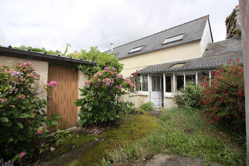 Plouigneau Finistère Haus Bild 3469038