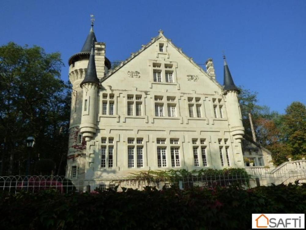 Lencloître Vienne Haus Bild 3458270