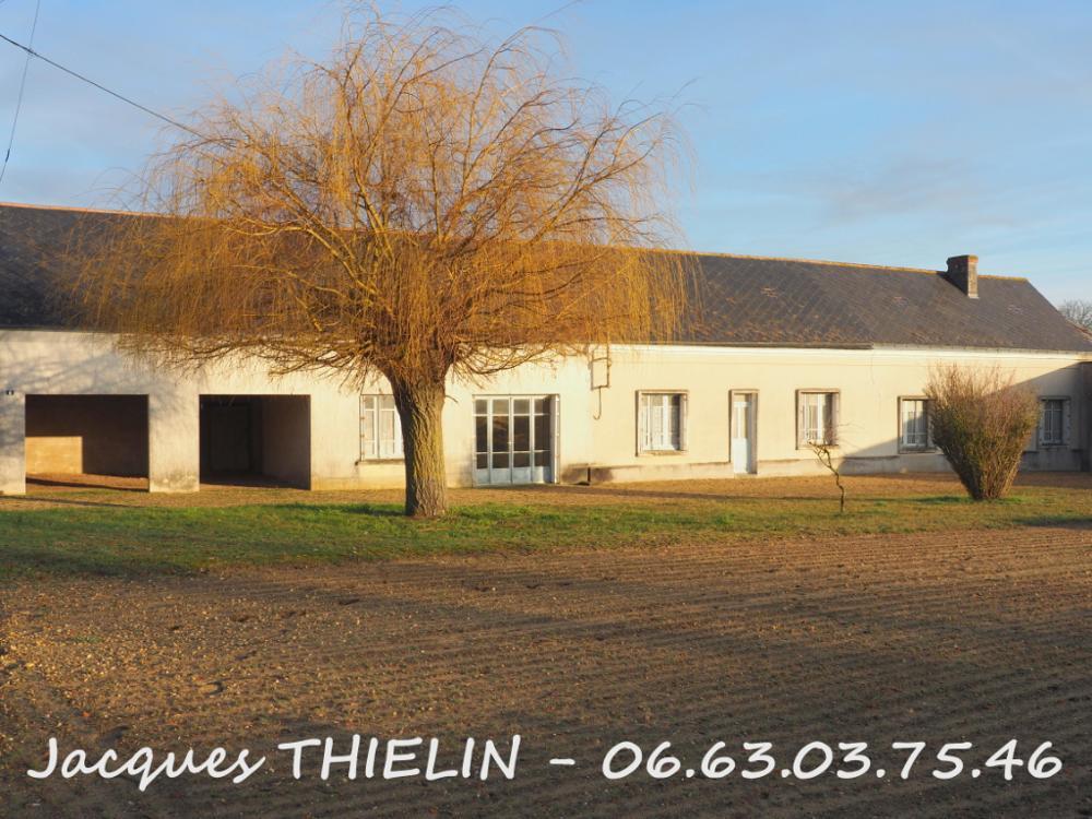 Vernantes Maine-et-Loire Haus Bild 3447612