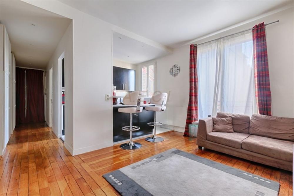 Asnières-sur-Seine Hauts-de-Seine Apartment Bild 3441851