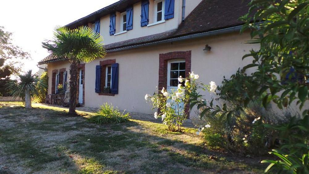 Fontaine-la-Guyon Eure-et-Loir Haus Bild 3457447