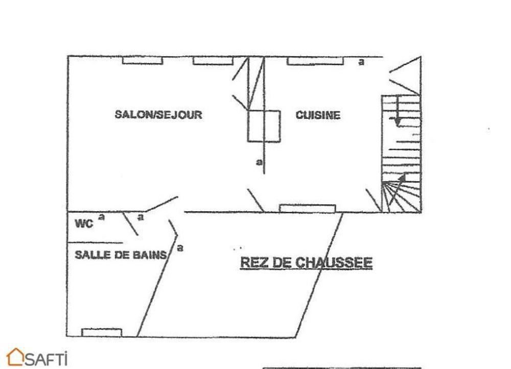 Coudekerque Nord Haus Bild 3459155