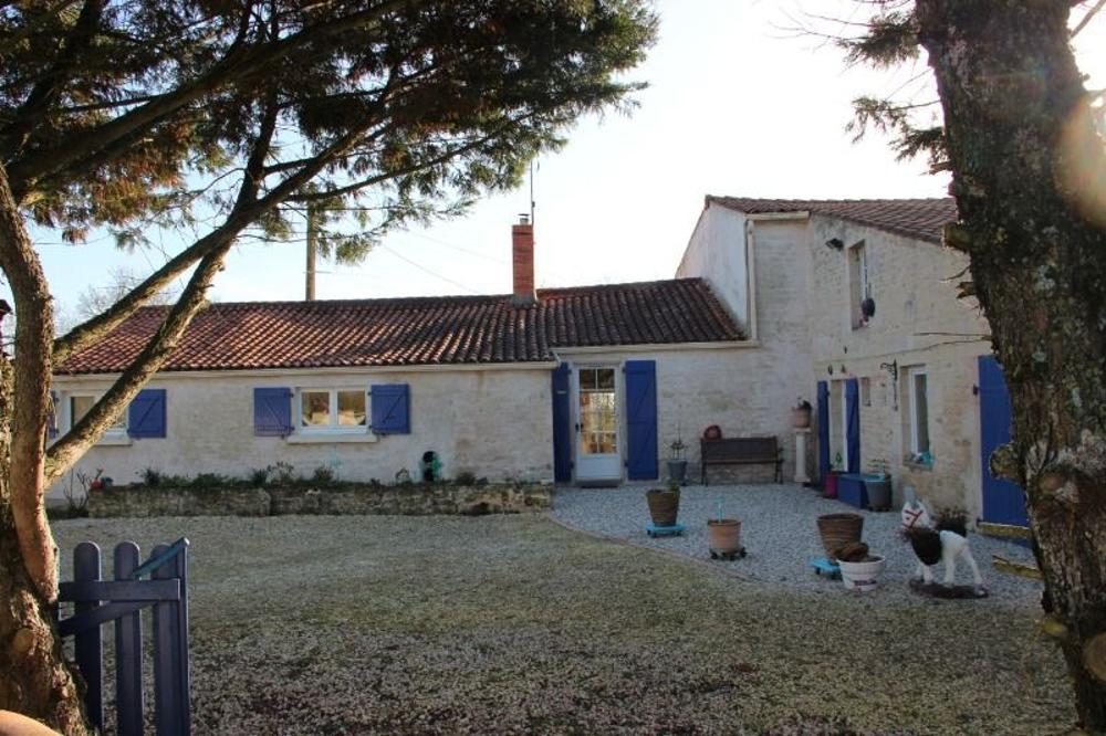 Le Langon Vendée Haus Bild 3465039