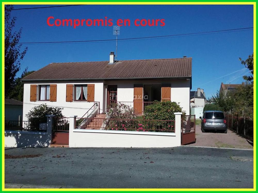 Bonnat Creuse Haus Bild 3434957