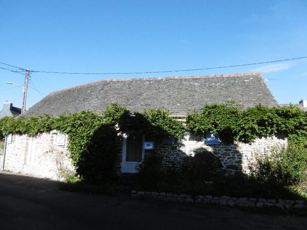 Plounéour-Ménez Finistère Haus Bild 3458552