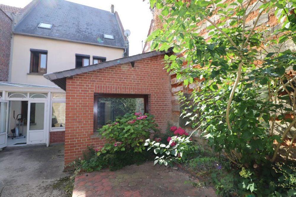Doullens Somme Haus Bild 3456499