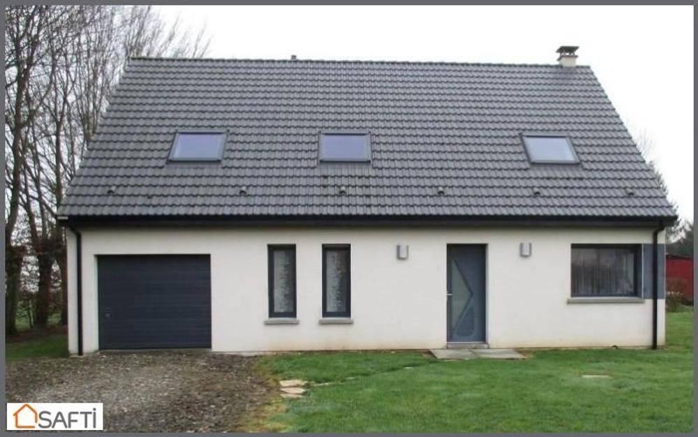 La Herlière Pas-de-Calais Haus Bild 3467645