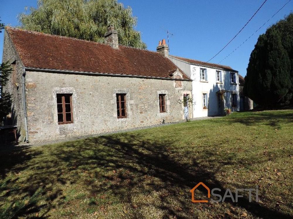Falaise Calvados Haus Bild 3466670