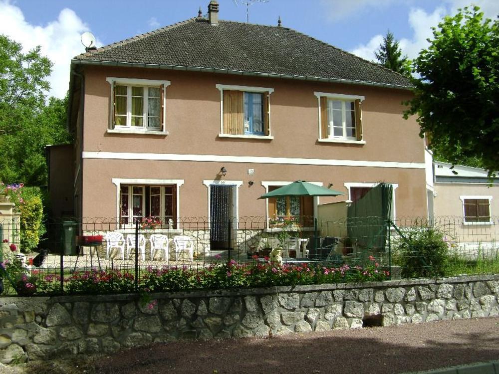 Châtillon-sur-Cher Loir-et-Cher huis foto 3458932