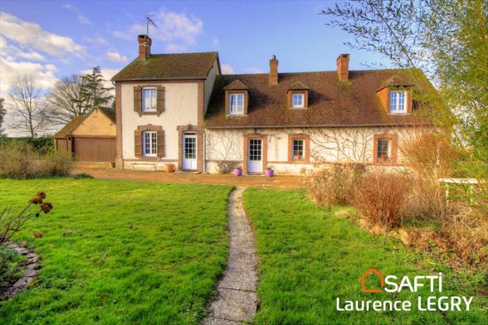La Ferté-Vidame Eure-et-Loir Haus Bild 3467773