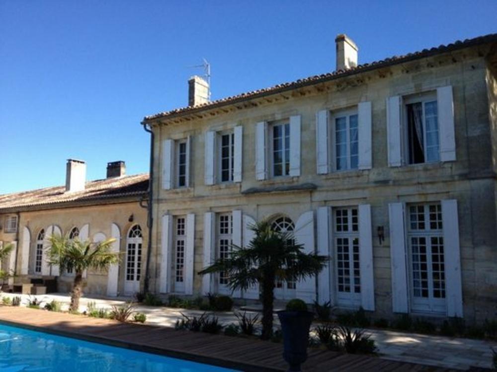 Castillon-la-Bataille Gironde Haus Bild 3471416