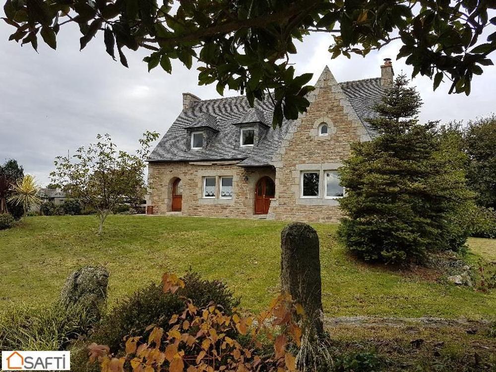 Plouaret Côtes-d'Armor Haus Bild 3458532