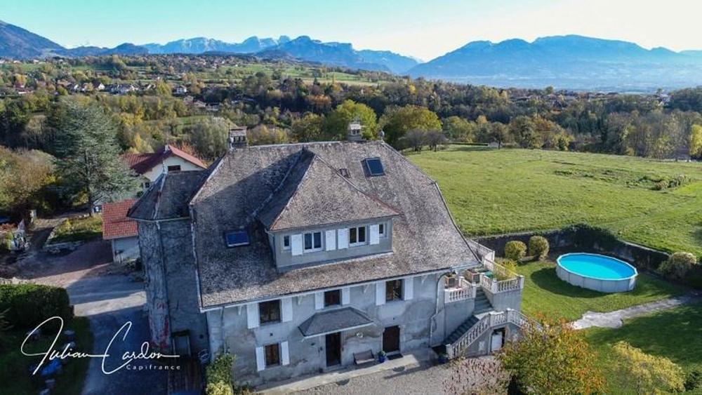 Fillinges Haute-Savoie maison bourgeoise foto 3505047