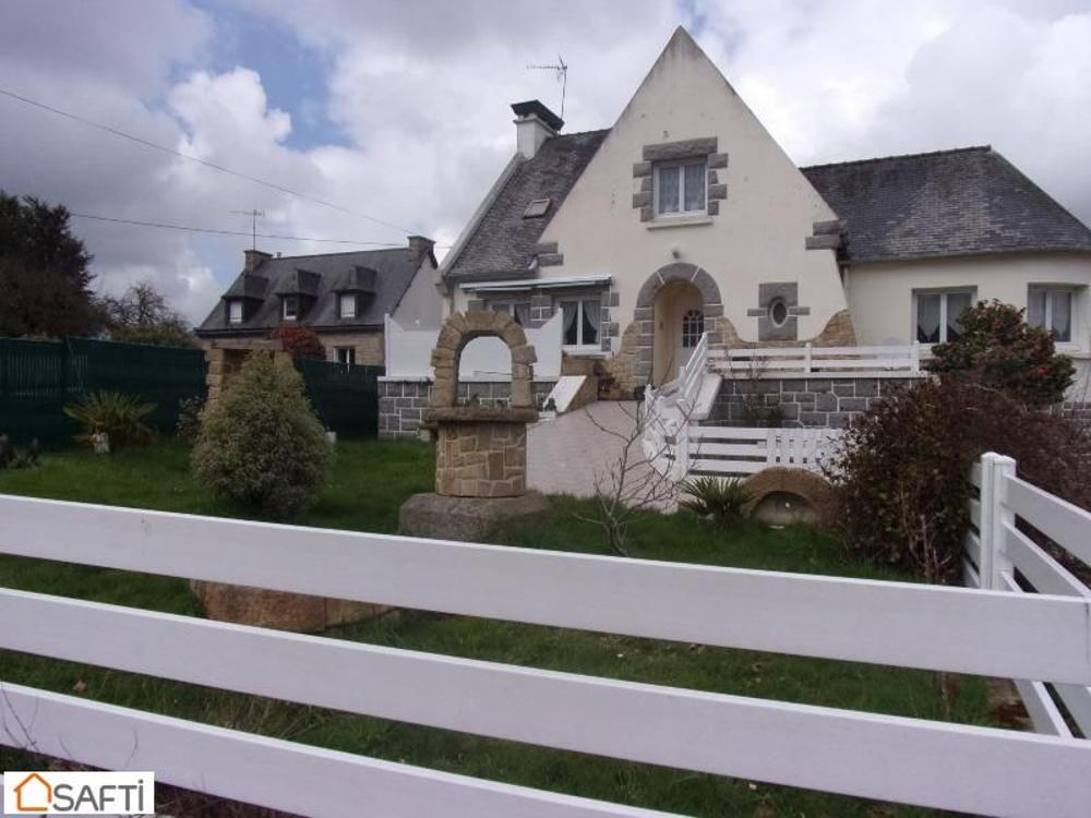 Plouaret Côtes-d'Armor Haus Bild 3458543