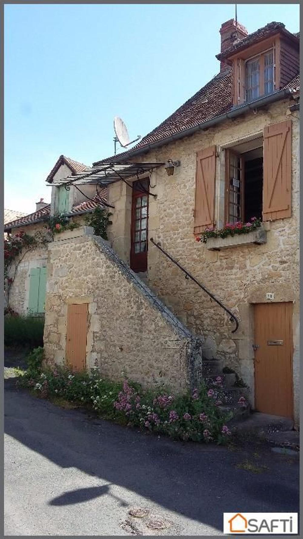 Maillé Vienne Haus Bild 3468071