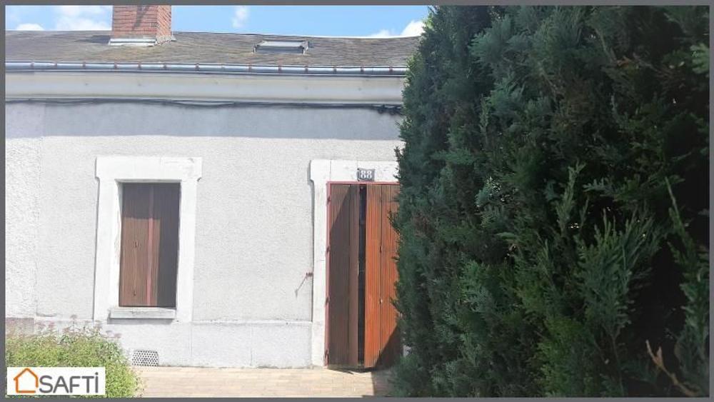 Marcé-sur-Esves Indre-et-Loire huis foto 3465925