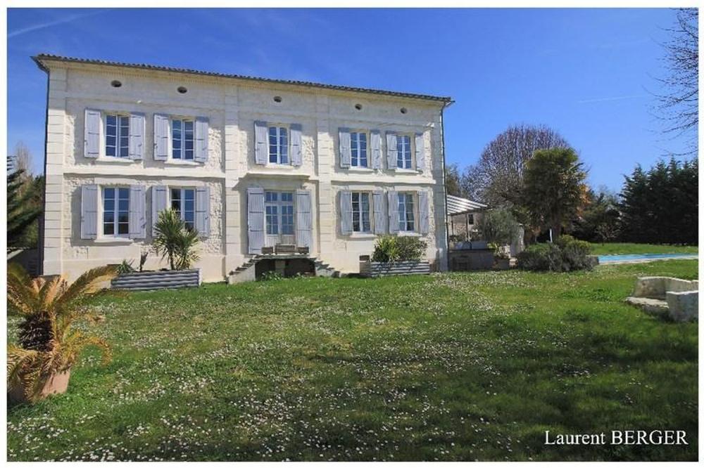 Saintes Charente-Maritime maison bourgeoise foto 3486130