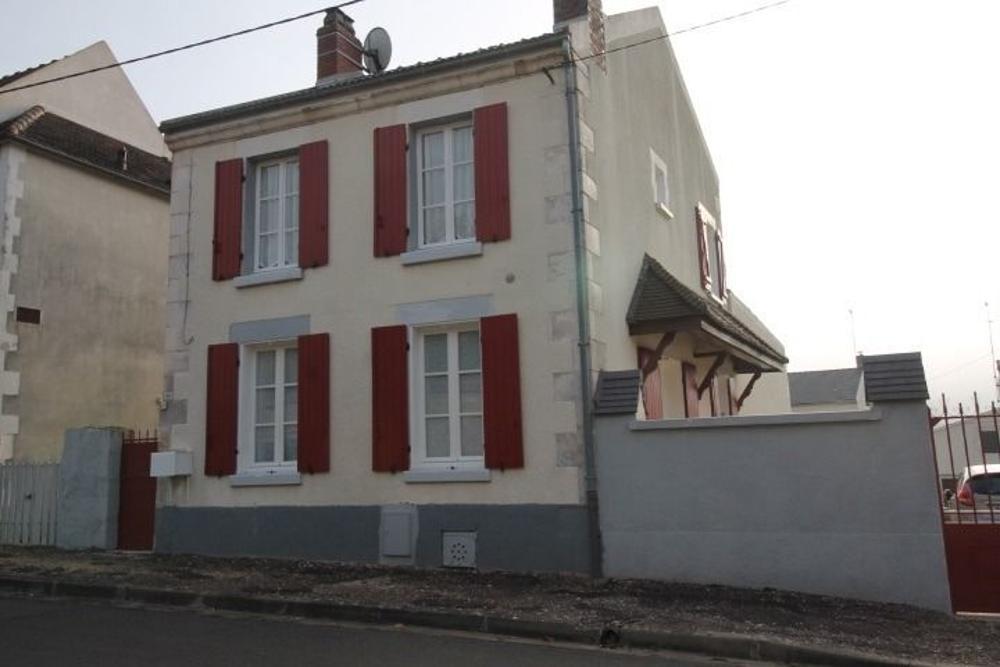Coulanges-sur-Yonne Yonne Haus Bild 3459515
