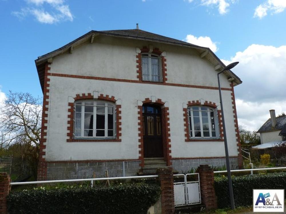 Genneteil Maine-et-Loire Haus Bild 3472579