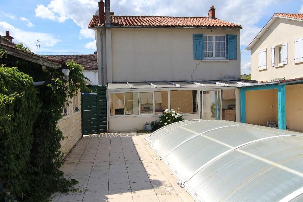 Fontenay-le-Comte Vendée Haus Bild 3458782