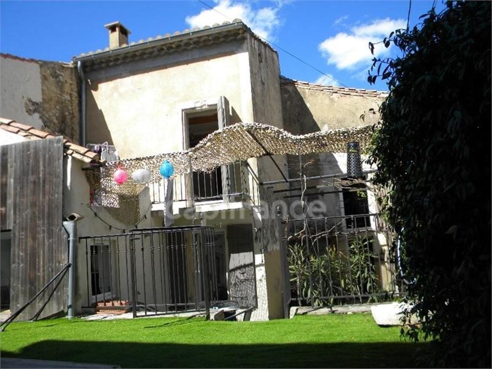 Saint-Geniès-de-Comolas Gard dorpshuis foto 3492770