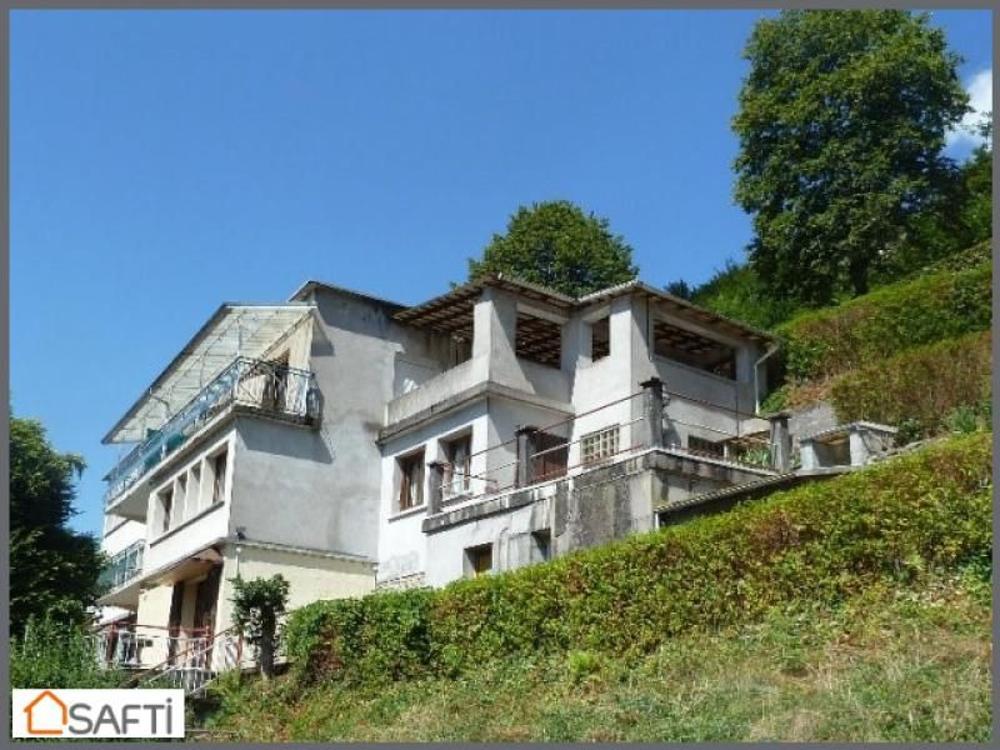 Plombières-les-Bains Vosges Haus Bild 3460048