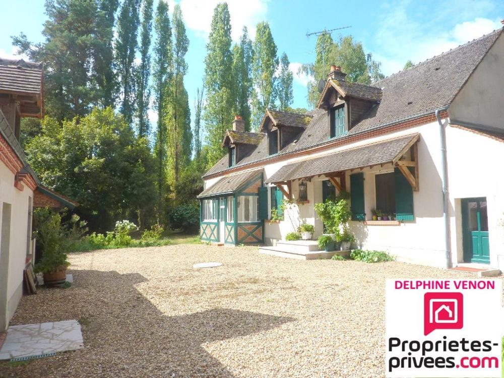 Saint-Martin-d'Abbat Loiret Haus Bild 3445334