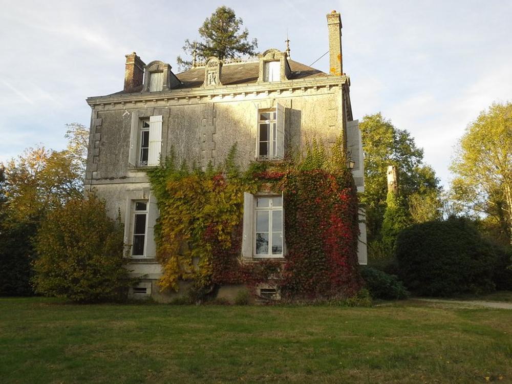 Nouic Haute-Vienne Haus Bild 3448553