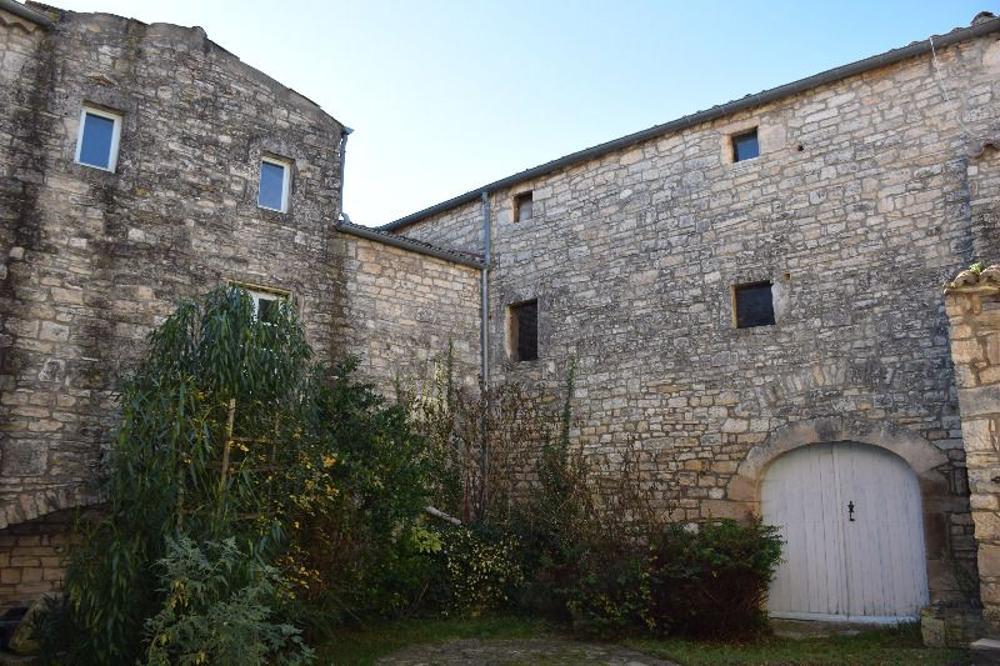 Orgnac-l'Aven Ardeche Haus Bild 3464442
