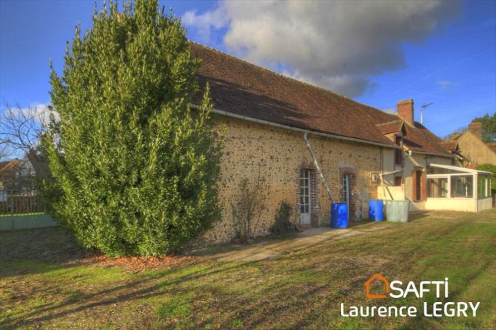La Ferté-Vidame Eure-et-Loir Haus Bild 3458264