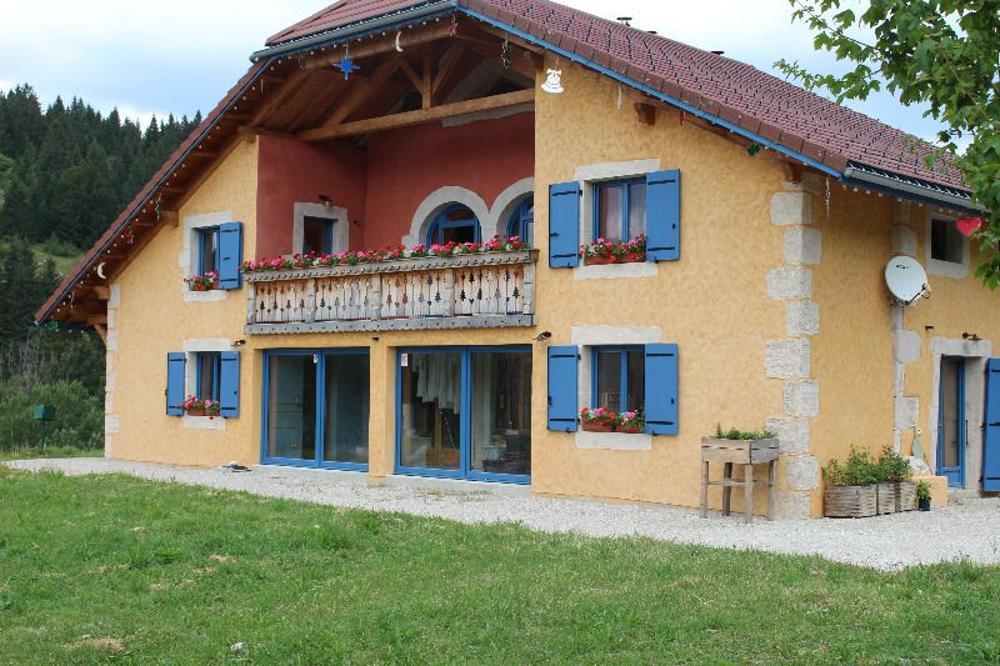 Septmoncel Jura Haus Bild 3456655