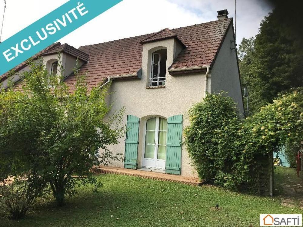 Luzarches Val-d'Oise Haus Bild 3461438