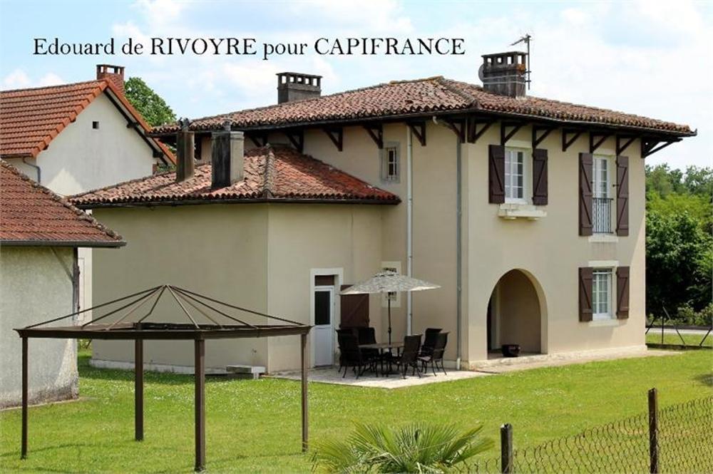 Labrit Landes maison bourgeoise foto 3514054