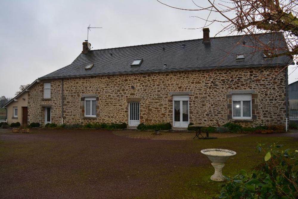 Saint-Fraimbault-de-Prières Mayenne Haus Bild 3460987