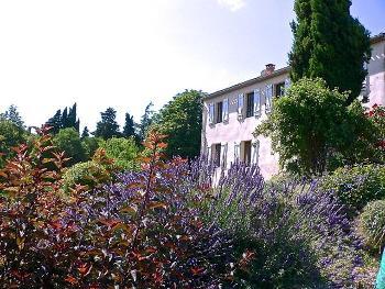 Fanjeaux Aude Bauernhof foto