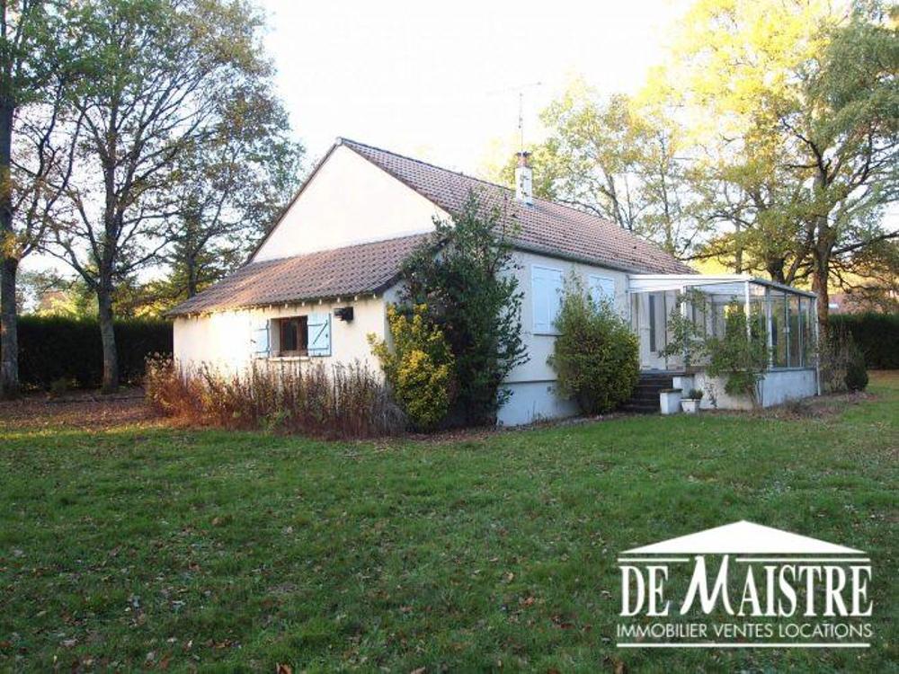 Les Bordes Loiret Haus Bild 3544771