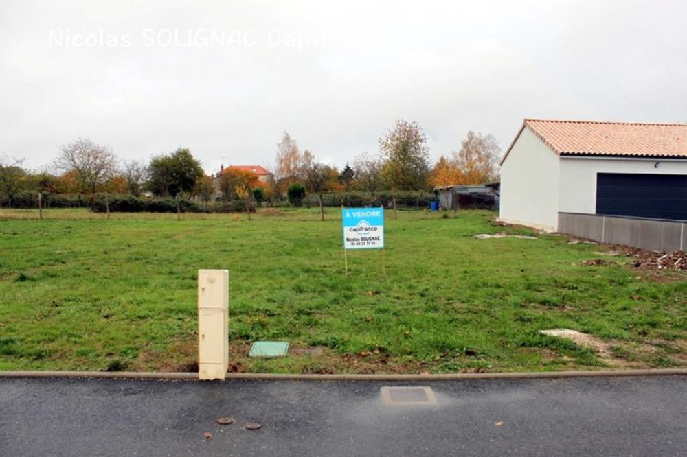 Chauvigny Vienne Grundstück Bild 3611360
