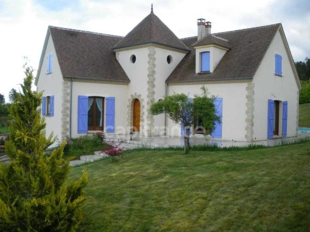 Pont-sur-Yonne Yonne Haus Bild 3551480