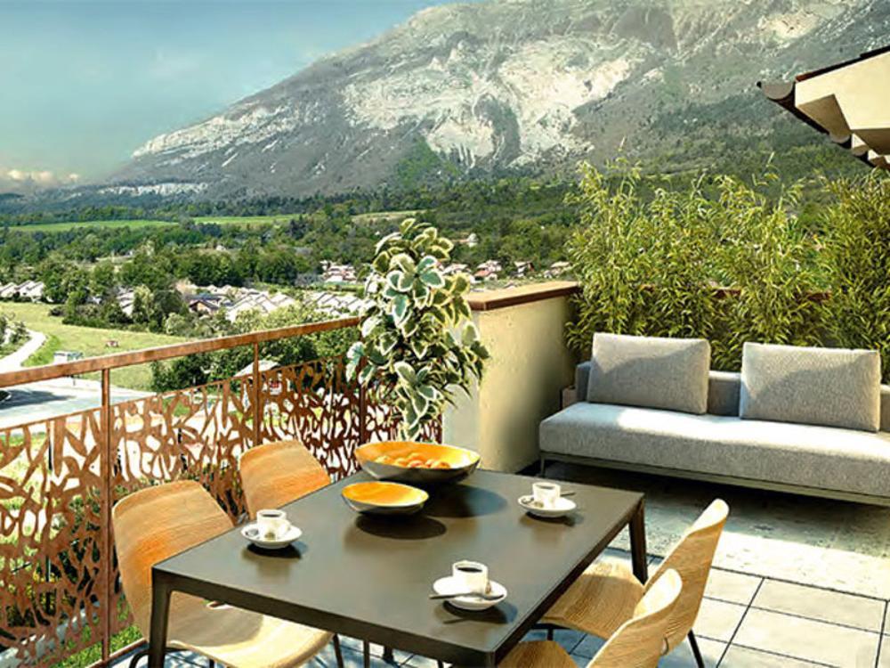 Gap Hautes-Alpes Haus Bild 3609422